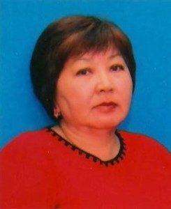 Доржиева Ирина Антоновна